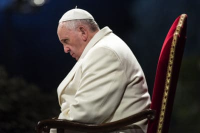 "Pope Says There Is ""A Clear Need For Science"" To Protect The Planet"