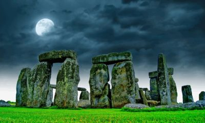 UK Plans To Build Controversial 1.8-Mile Tunnel Under Stonehenge