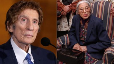 Founder of Little Caesars Paid Rosa Parks' Rent For More Than A Decade