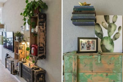 Photographer Creates Beautiful Home Filled With Upcycled Street Trash [Photos]