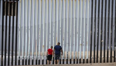 Long Before Trump, The Border Wall Was A Bipartisan Effort