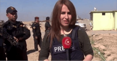 TV Reporter In Iraq Was Just Killed By A Roadside Bomb