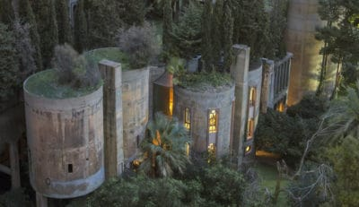 Old Cement Factory Transformed Into Architect's Home Will Absolutely Blow You Away