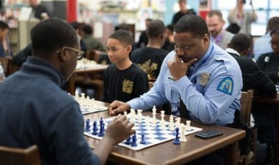 Cops In Missouri Use Chess Skills To Connect With Inner City Kids
