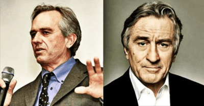 Robert De Niro and RFK, Jr. Expose Massive Corruption In Vaccine Industry In A Press Conference
