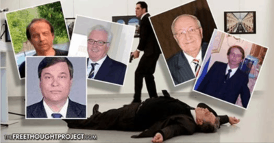7 Russian Officials Murdered Or Found Dead Since Election Day