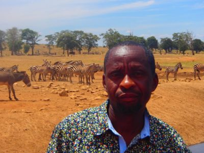 Activist Spends Hours Each Day Driving Water To Animals In Drought-Stricken Kenya
