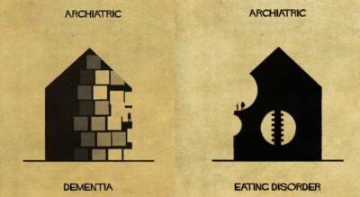 Various Mental Disorders Explained In 16 Architectural Images