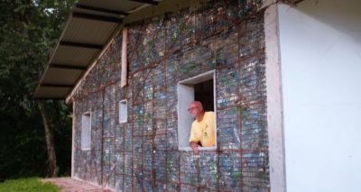 Man Recycles Over 1 Million Bottles To Build World's First Plastic Bottle Village