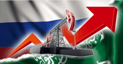 Russia Is Now The World's Top Crude Oil Producer – Not Saudi Arabia