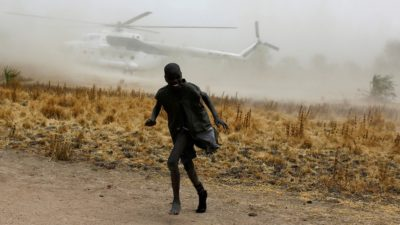 Famine Declared In South Sudan As 100,000 People Face Starvation