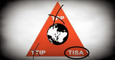 TPP May Be Dead – Its Replacement TISA Is Much Worse