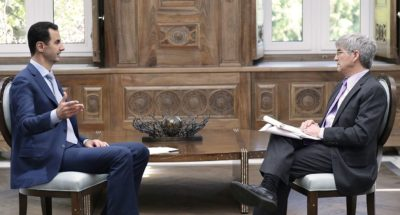 "Syria's Assad Says Some Refugees Are ""Definitely"" Terrorists In Explosive Interview [Watch]"