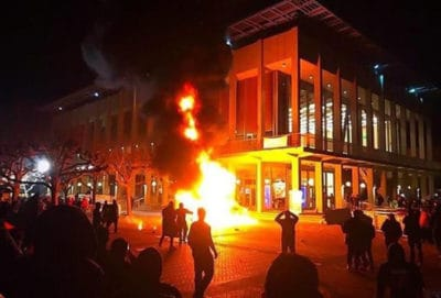 The Berkeley Riots and the Weaponization of Mainstream Media