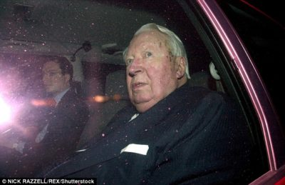 New Witnesses Accuse Fmr UK Prime Minister Of Pedophilia, Ritual Murder