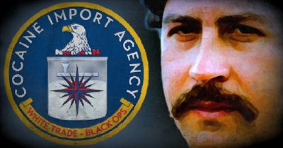 "Son Of Pablo Escobar Reveals His Dad ""Worked For The CIA"" Selling Drugs – Media Silent"