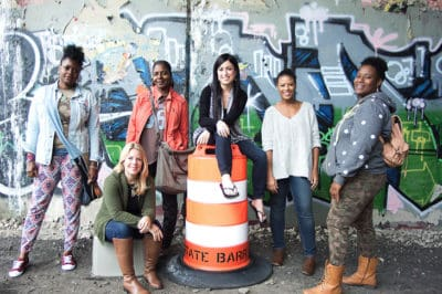 This Company Employs Homeless Women To Make Jewelry From Graffiti
