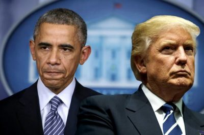 Why Outrage At Donald Trump Is Misplaced, As He's Taking Over Where Obama Left Off