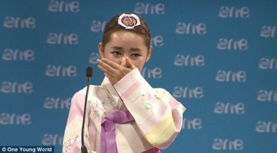 Girl Who Fled N. Korea Speaks Out About Life Under Dictatorship, Country's Atrocities [Watch]