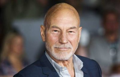 Sir Patrick Stewart Reveals He Uses Marijuana Daily To Reduce Arthritis Pain