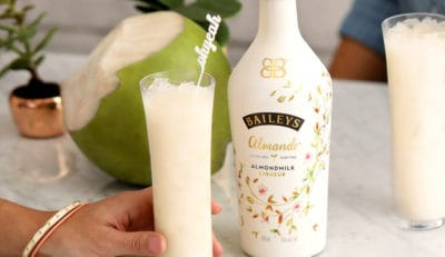 Baileys Almande Almond Milk Liqueur Is Dairy-Free And Certified Vegan