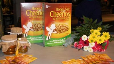 This Cereal Company Is Giving Away 100 Million Wildflower Seeds To Help Honeybees