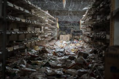 These 13 Photos Of Fukushima Reveal It To Be A Post-Apocalyptic Wasteland
