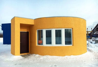 This Company Just Made A 3D-Printed Home In 24 Hours For $10K