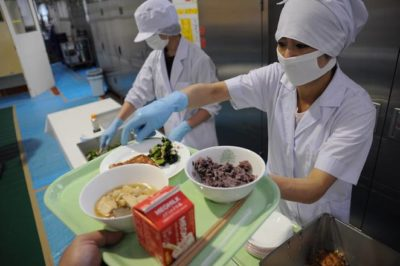 Why Japan's School Lunches Put Other Countries' To Shame