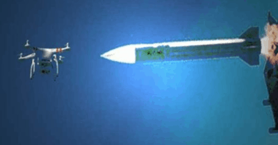 U.S. Ally Spends $3 Million On Patriot Missile To Take Down $200 Drone