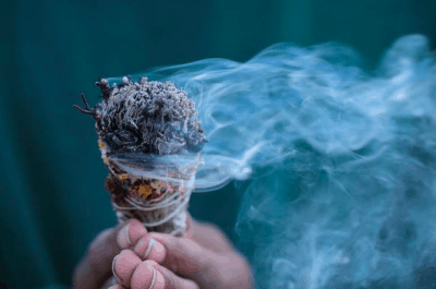 Smudging With Plants And Herbs: Scientifically Sound For Purifying Air