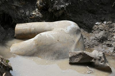 """3,000-Year-Old Statue Found In Cairo Slum Turns Out To Be """"One Of The Most Important Discoveries Ever"""""""