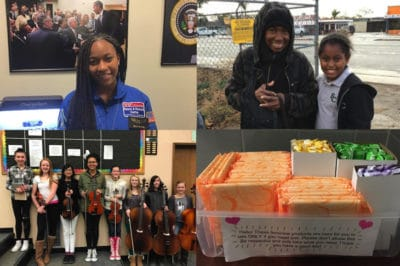 These Young Girls Have Changed Their Community For The Better Using GoFundMe