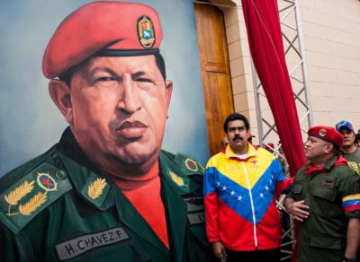 "Venezuela Cash Reserves Dwindle Amid ""External"" Sabotage of Its Economy"