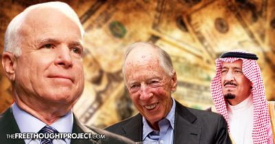EXPOSED: Senator John McCain And His Ties To Saudis, Rothschilds