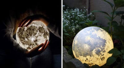 Enchanting Moon And Planet Lamps Will Make Your Home Look Out Of This World