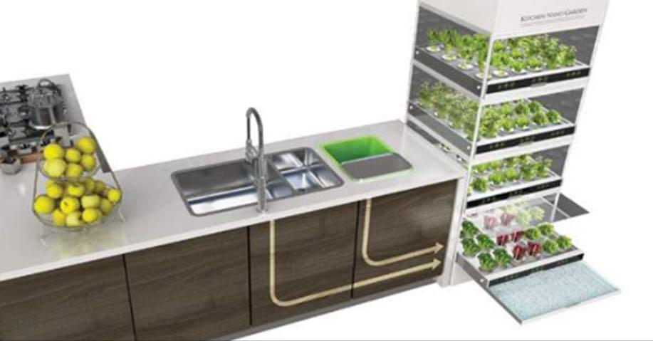 Ikeas hydroponic system allows you to grow vegetables all year by jess murray truth theory ikeas indoor garden system is the perfect option for those who wish to grow their own food all year round but dont have the workwithnaturefo