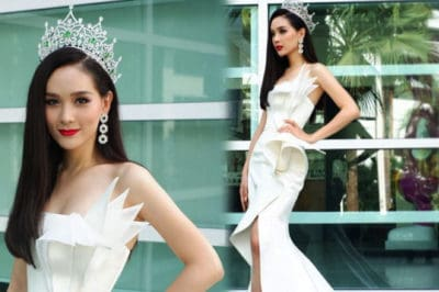Transgender Model From Thailand Crowned As Miss International Queen