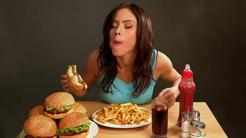 Study: Eating Junk Food Literally Shrinks Your Brain ...