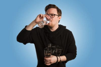 This Man Drank A Gallon Water Everyday For A Month: Here's What Happened