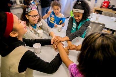Troop 6000: New York City?s Girl Scout Troop For Girls In The Homeless Shelter System
