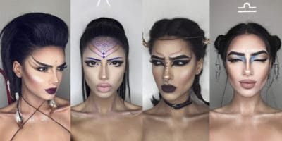 12 Makeup Looks For Each Zodiac Sign: What Does Yours Reveal About You?