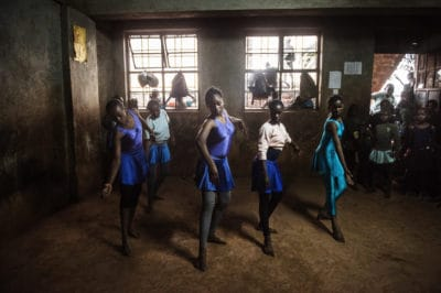 Africa's Biggest Slum Offers Ballet Classes To Children And The Results Are Beautiful