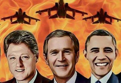 The Last 5 U.S. Presidents In A Row Have Bombed Iraq