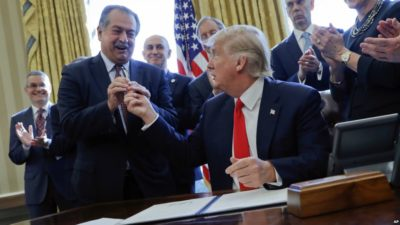 Dow Chemical Urges Trump Administration To Ignore Pesticide Study