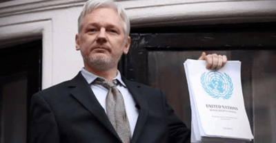 BREAKING: Assange Releases SMS Records Revealing He Was Framed By Police In Rape Cases