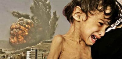 Americans Ignorant That U.S. Is Aiding A Genocide By Mass Starvation In Yemen