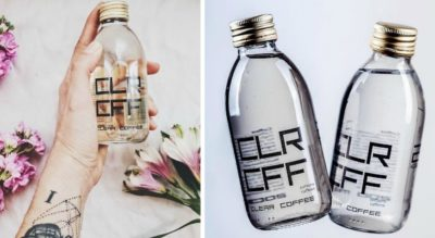 World's First 'Clear Coffee' Is Full Of Caffeine But Won't Stain Your Teeth