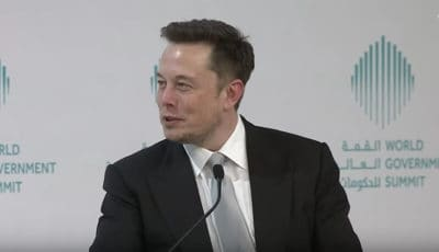 "Elon Musk: ""If There Are Super Intelligent Alients, They're Probably Already Observing Us"""