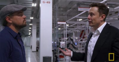 Elon Musk: 100 Tesla Gigafactories Could Power The Entire World